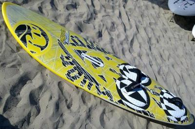 Surfmarket vendo tavola rrd freestyle wave 96 lt - Tavola windsurf slalom usata ...